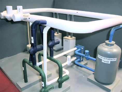 The PST System: A More Efficient Way of Piping